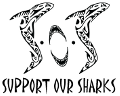 SOS Support our Sharks